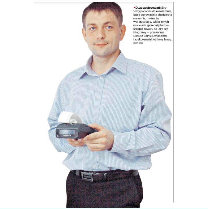puls biznesu Dariusz Bliński