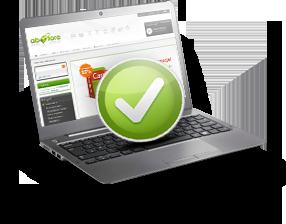 abStore - bezpłatny test sklepu