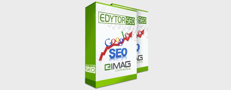 eIMAG eCommerce - Edytor SEO