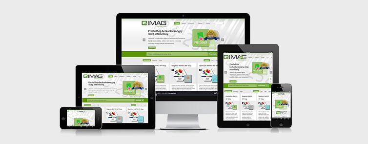 eIMAG - Responsywność